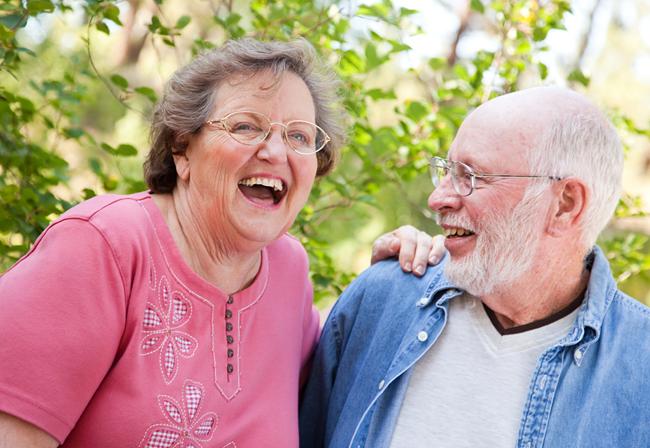 tandvård för pensionärer