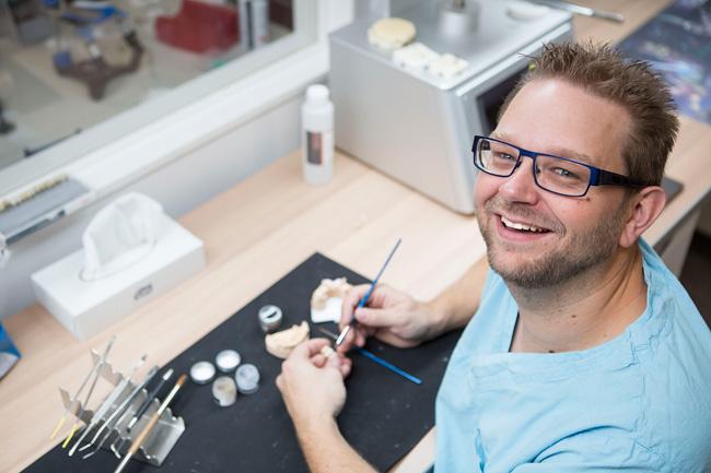 Johan Oxby tandtekniker Lysekil