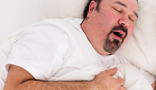 Snarkskena sömnapné
