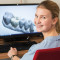 Praktik tandtekniker Emmy Fredriksson