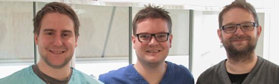 Tandvårdsgruppen utökar med ett nytt tandläkarteam