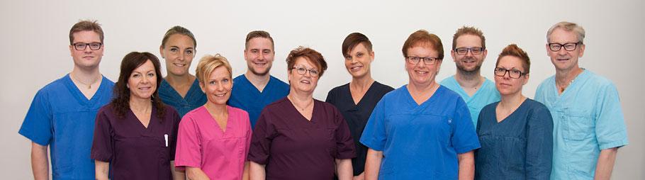 tandläkare lysekil Tvg personal