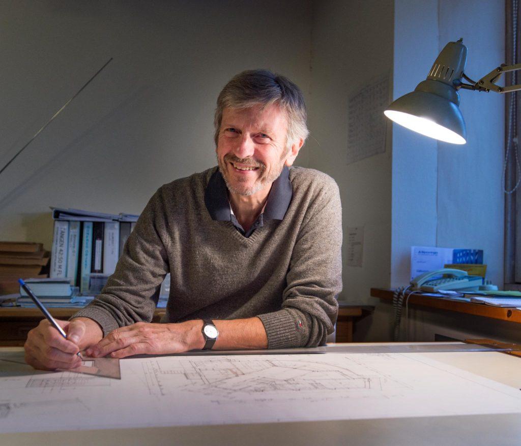Arkitekt Alf Olsson