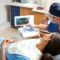 tandläkare patientbesök
